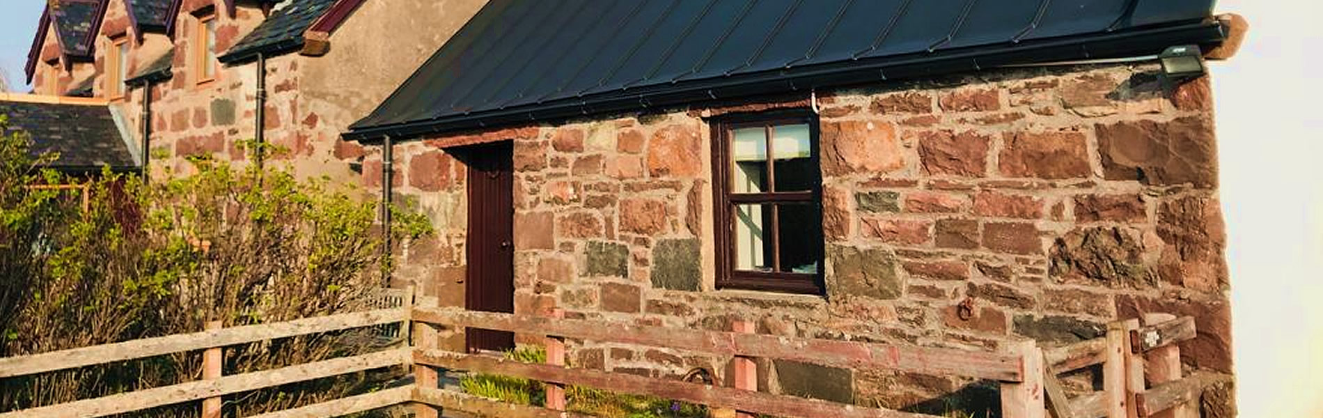 The Smithy House, Self catering, Stoer, Scotland